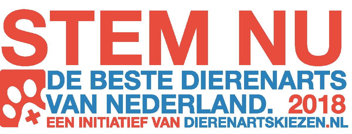 Dierenartskiezen - Dierenarts van het Jaar verkiezing 2018